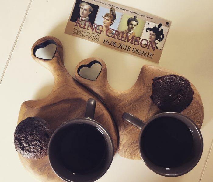 Klasyczne muffinki czekoladowe