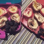 pomysły na lunchbox dla dzieci do szkoły kolorowe sushi naleśnikowe