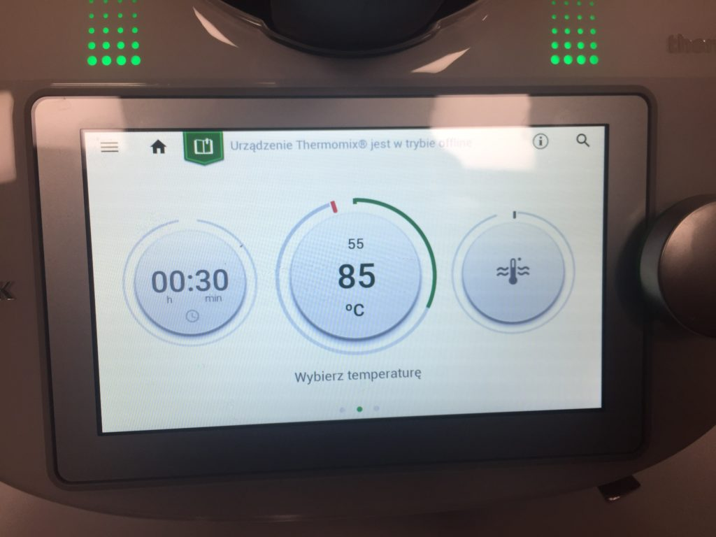 sousvide thermomix tm6