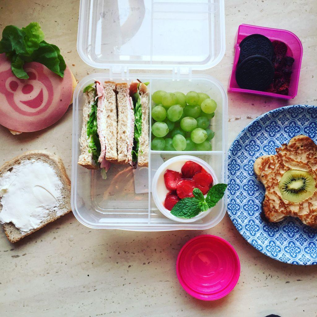 lunchbox dla dzieci, thermomix przepisy pachnie i chrupie