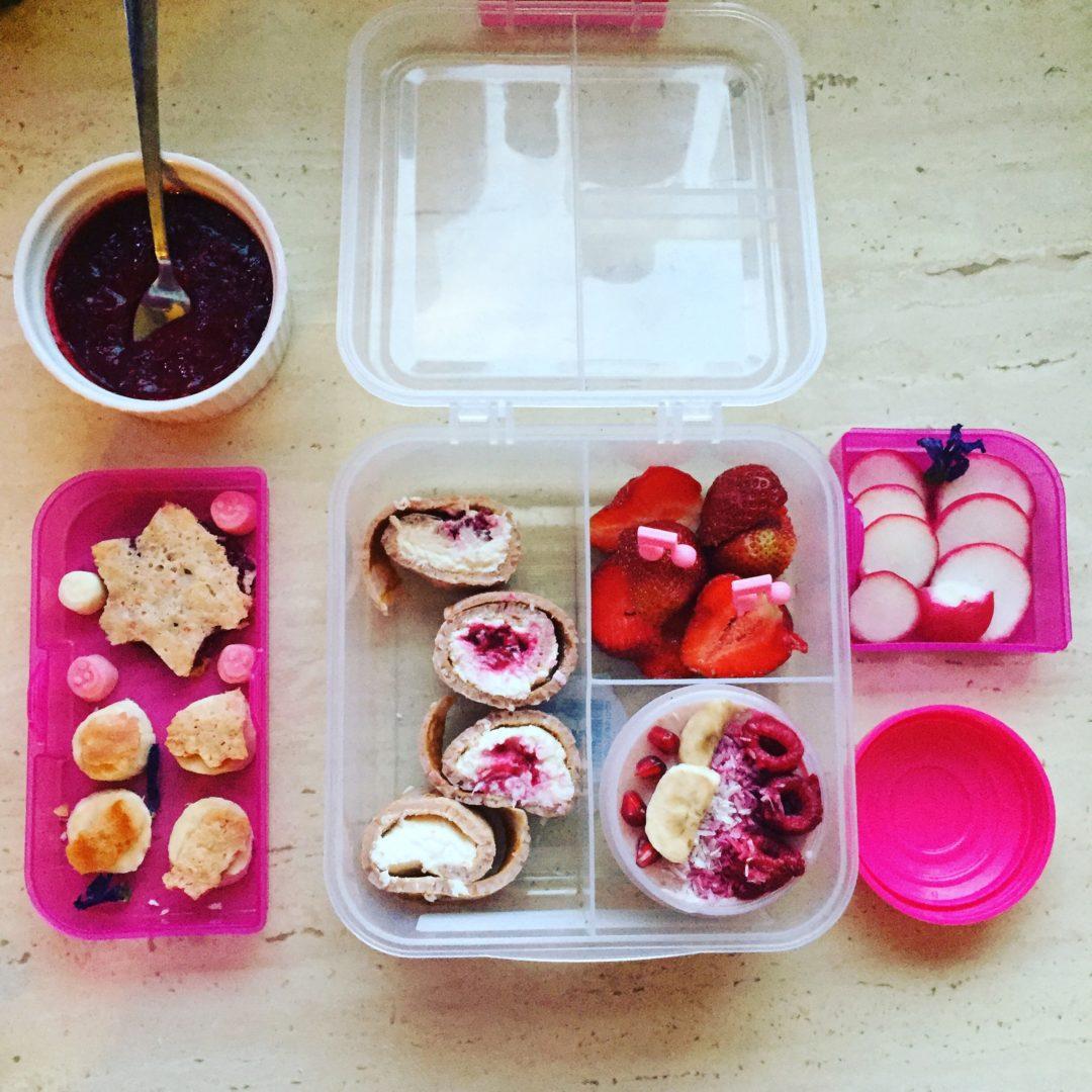 lunchbox dla dziecka przepisy