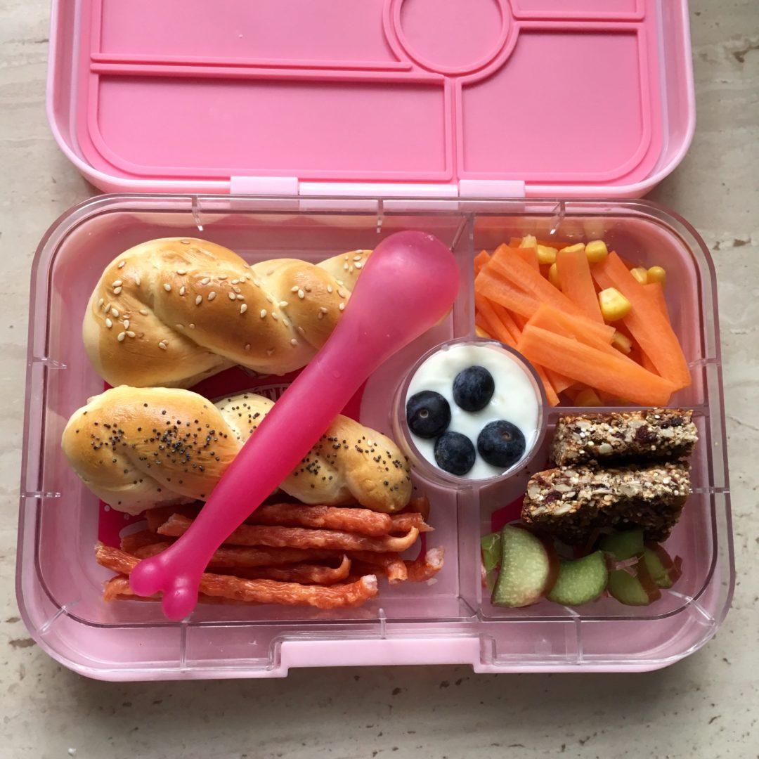 lunch box przepisy - propozycje na lunchbox dla dzieci