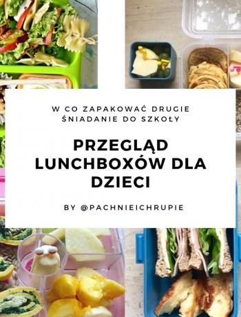 jaki lunchbox do szkoły dla dziecka