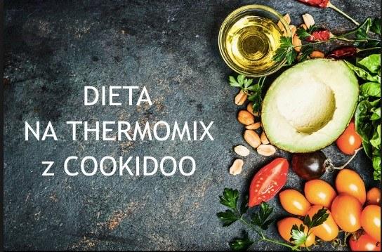 dieta na Thermomix z przepisow z cookidoo