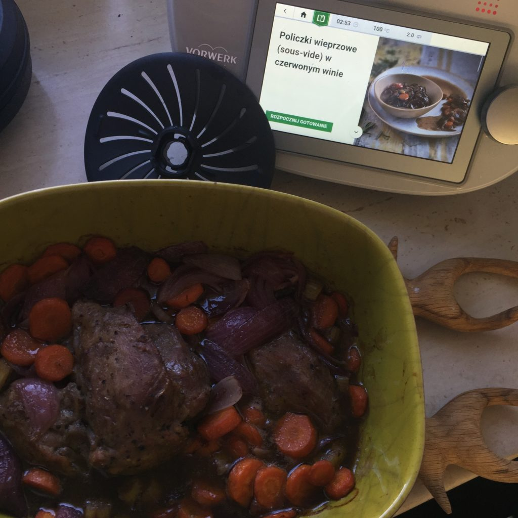 sous-vide thermomix