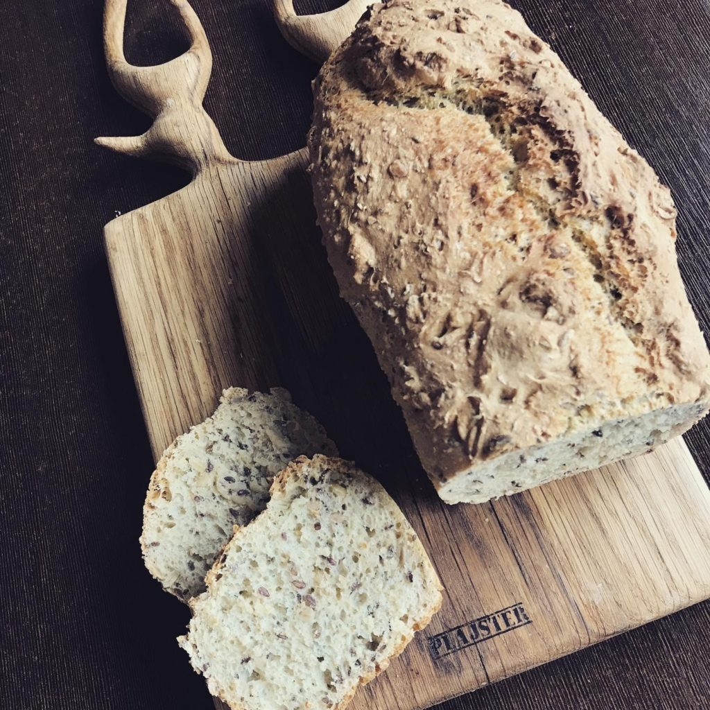 słynny chleb Pani Sławki