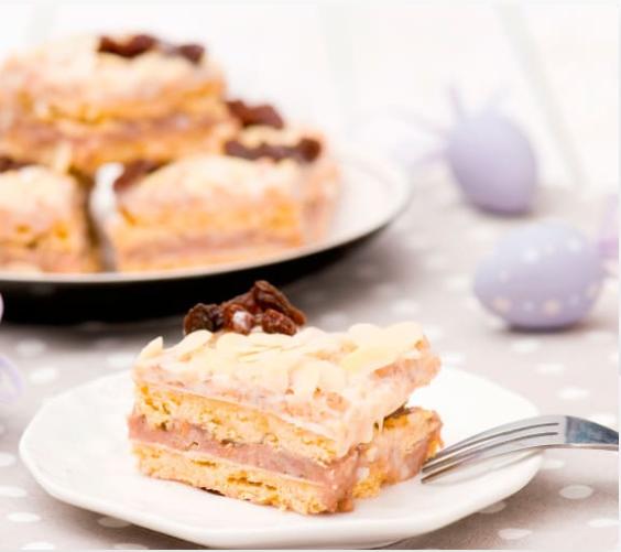 Ciasto wielkanocna krówka cookidoo thermomix Wielkanoc