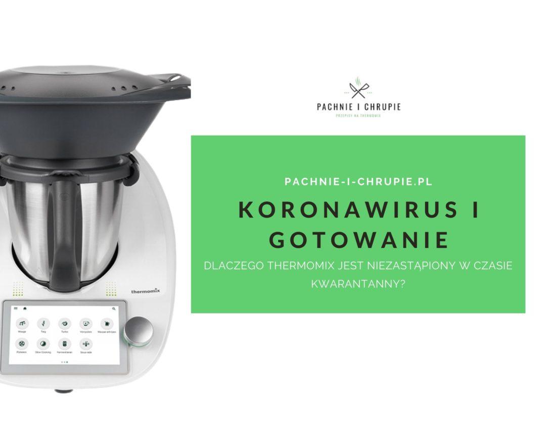 koronawirus i gotowanie