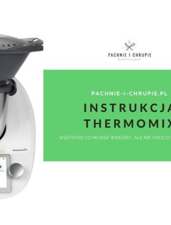 Instrukcja thermomix