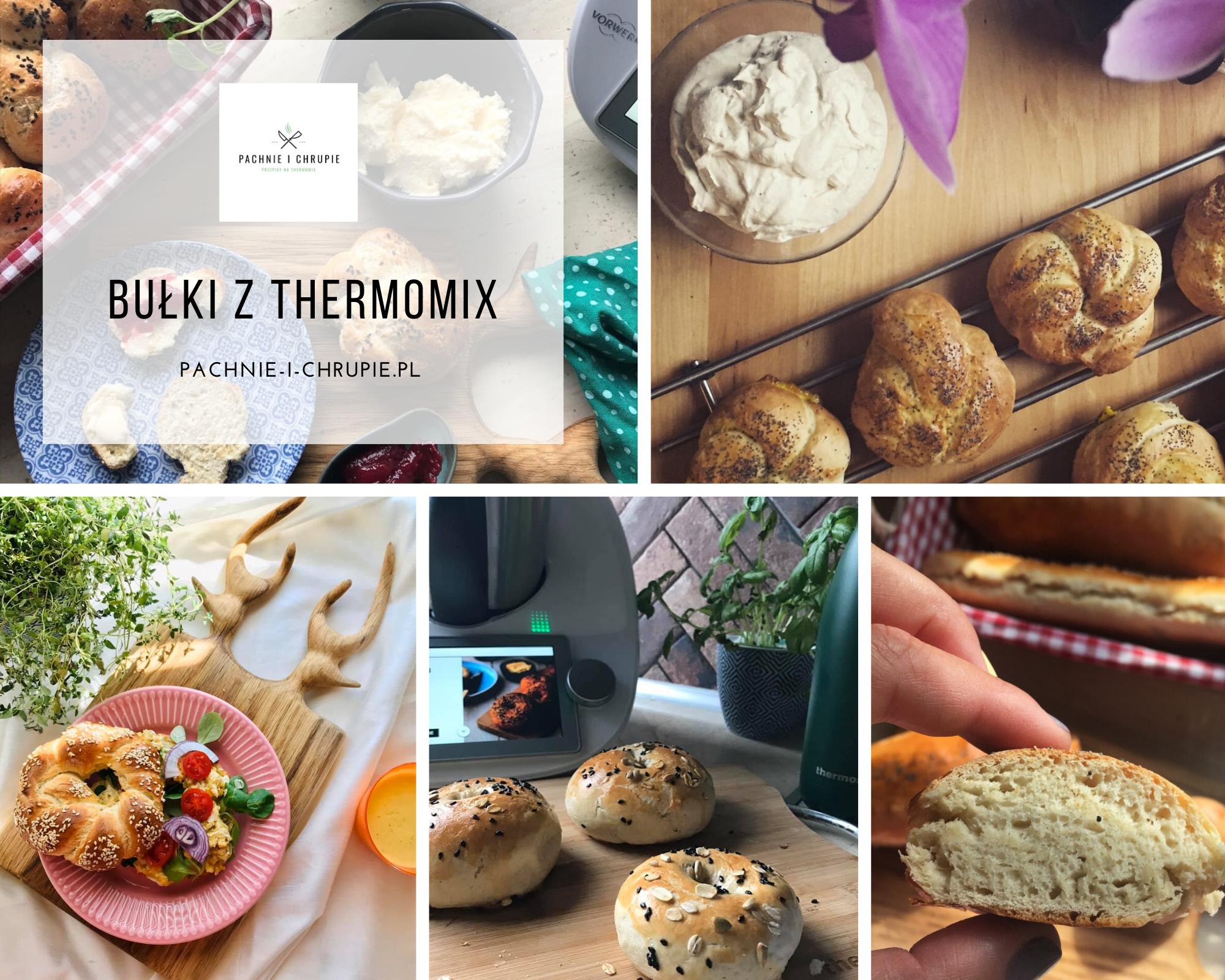 Bułki Thermomix - maślane, pszenne, do hamburgerów. Które są najdłużej świeże? Które są najlepsze? Sprawdź!
