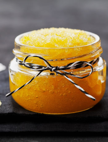 peeling pomarańczowy o zapachu świąt przepisy thermomix pachnie i chrupie