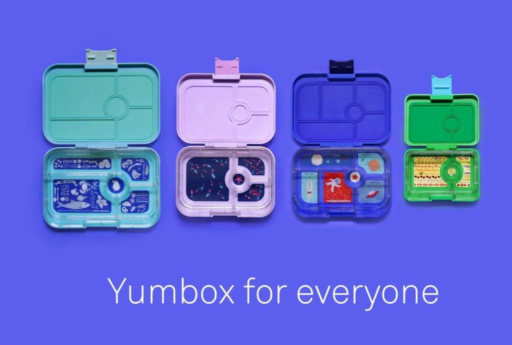 yumbox lunchboxy dla dzieci