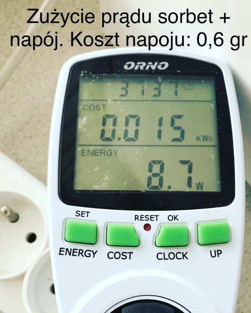 ile prądu zuywa Thermomix