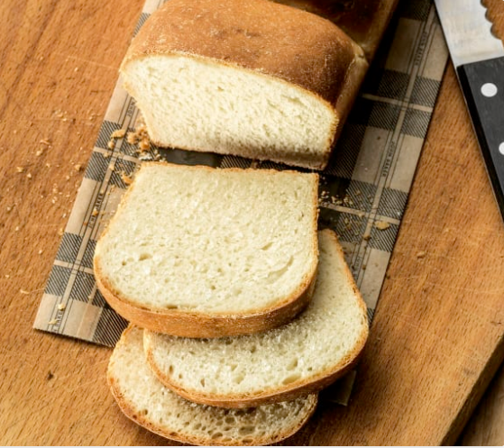 Chleb pszenny tostowy